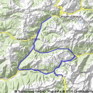 ROLLE - VALLES - SAN PELELGRINO