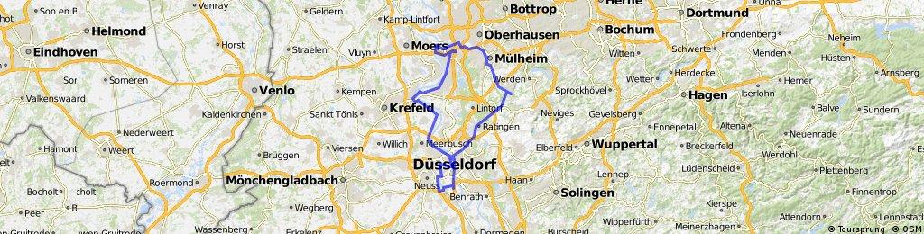 Neuss-Essen-Duisburg-Neuss