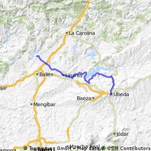 Baños de la Encina Linares Úbeda (A)