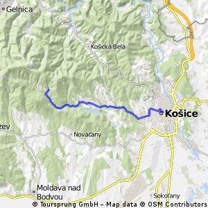 Košice - Zlatá Idka