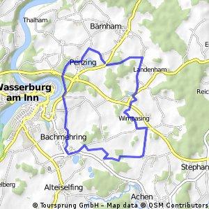 Riepertsham-Brudersham-Hebertsham-Penzing