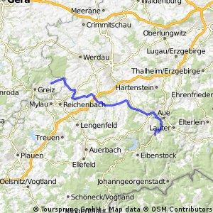 Mohlsdorf-Bad Schlema-Weitersglashütte