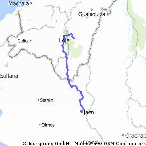 Zamora - Jaén (Perú)