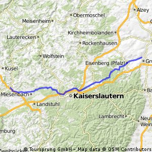 Pfalz 2 Norbert / Grünstadt- Glan-Münchweiler