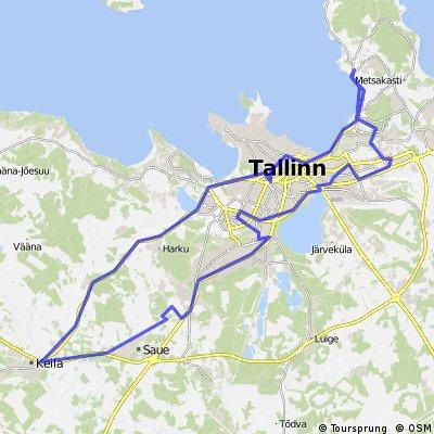 Tour de Statoil - by bike