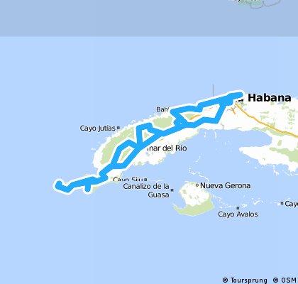 Kuba, Westen