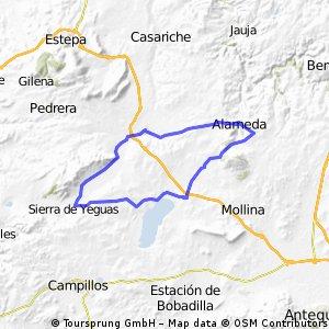 Vuelta La Roda