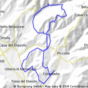 Colombella - Montelabate