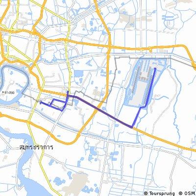 056 km 78 m bkk Airport_Loop