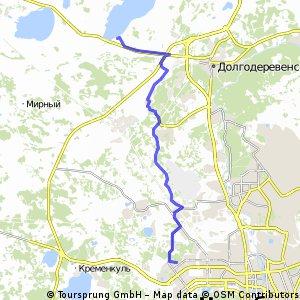 Челябинск - Касарги Форт Тортуга