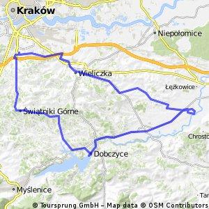 Kraków - Pierzchów - Kraków