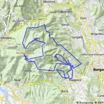 GF Fenera Race Cup (da Maggiora) 46 km x 1600 hm D+