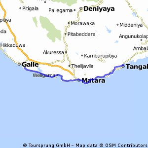 Tangale - Unawatuna