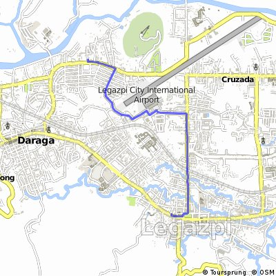 Quick bike tour from Tagas to Legazpi