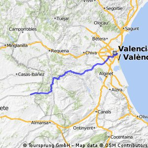 VALENCIA - CARCELÉN