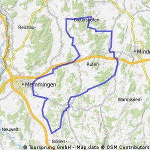 Rennrad (80km)