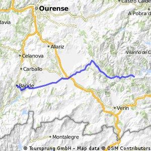 Etapa 4 Campobecerros Bande 72km