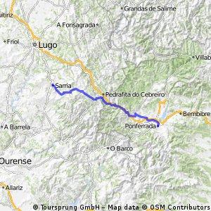 Caminho de Madri - 8