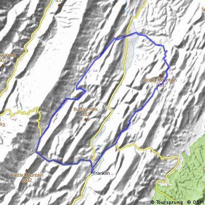 Franklin - Upper Track Loop