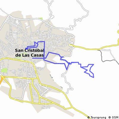 bike tour through San Cristóbal de las Casas