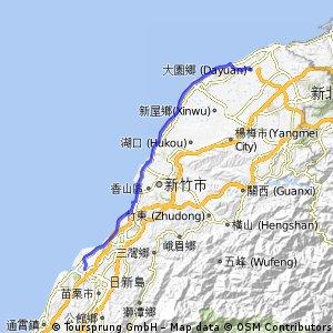 台灣單車環島遊2016 - Day02