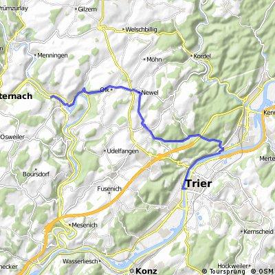 ITR 2010 Trier alternative Strecke