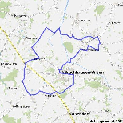 Mühlenspuren in der Samtgemeinde Bruchh.-Vilsen