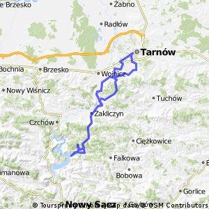 Na stok Majdanu i do Gródka
