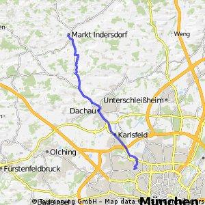 Moosach - JFG TaF Glonntal Markt Indersdorf