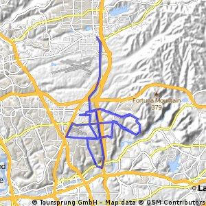 Tierrasanta Loop, MCAS & Qualcomm Hill