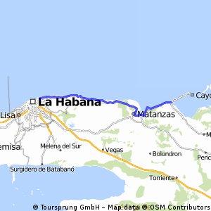 Flughafen Cuba La Habana
