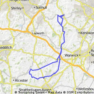 Midlands route 1