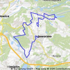 Night Biking Jaworzno