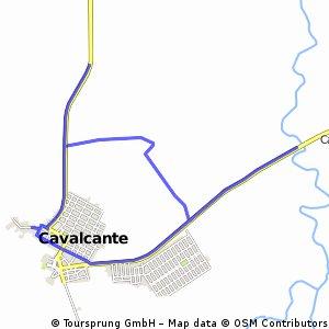 Circuito Cavalca Lixão - Rio Almas
