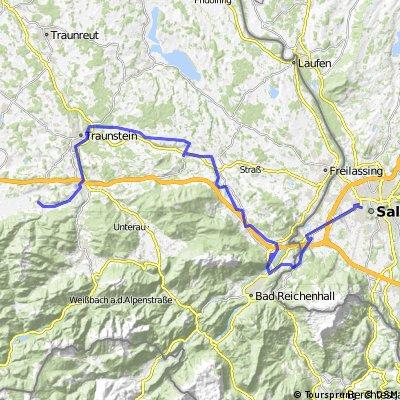 Chiemsee - Salzburg