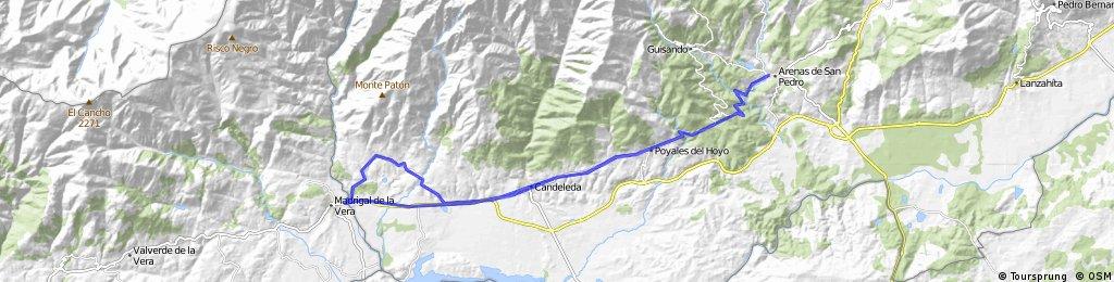 Madrigal - Arenas de San Pedro