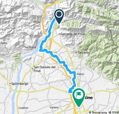 7-Etappe-Venzone-Udine