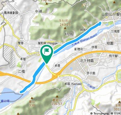 Ride With Ashish in Sanxia