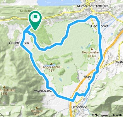 Grafenaschau lang 30km