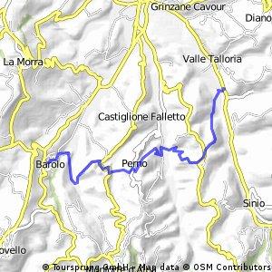 Valle Talloria - Barolo