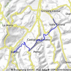 Valle Tallolria Barolo