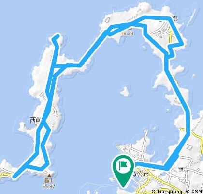 台灣單車環島遊2016 - Day07