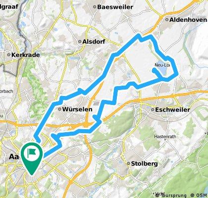 Blausteinsee Round