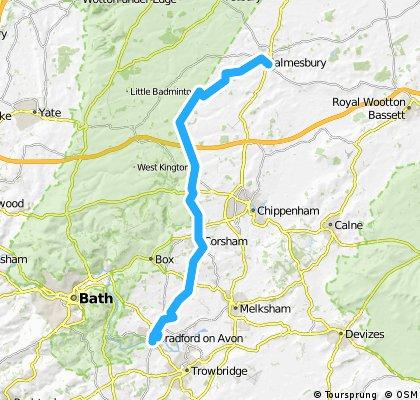 B-o-A to Malmesbury