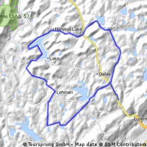 ChrisK route