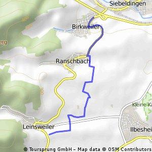Fischer Testtag Route 1 Sterne hin
