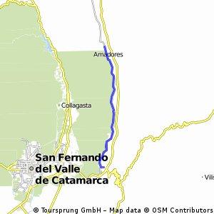 2° Fecha Rally Bike MTB Catamarca