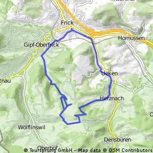 Herznach Rundtour