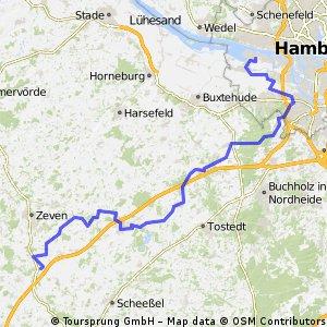 Hamburg - Gyhum