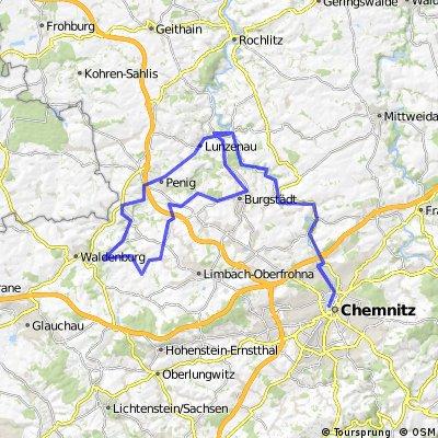 Team-Chemnitz Sonntagsrunde